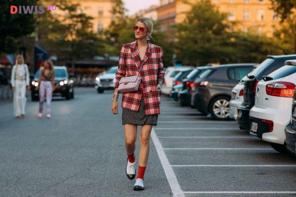 Уличная мода осень-зима 2019-2020 гг