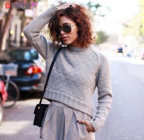 Модные женские свитера осень-зима 2019-2020 гг