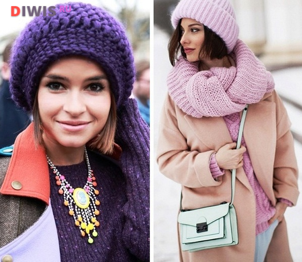 Модные шапки на осень-зиму 2019-2020 годов