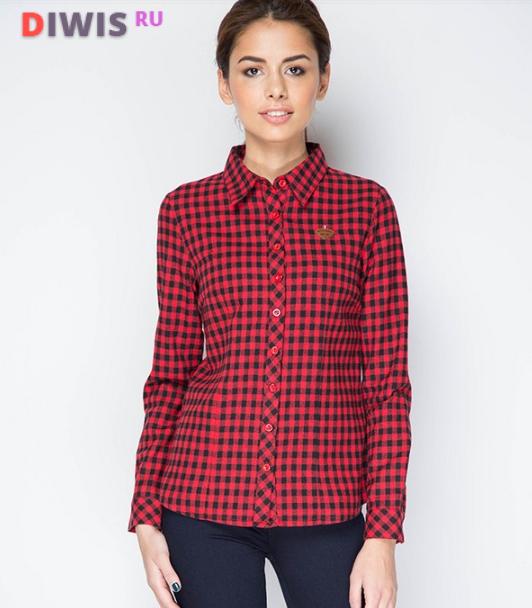 Модные женские рубашки 2019 года