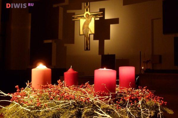 Когда Рождественский пост в 2019-2020 году