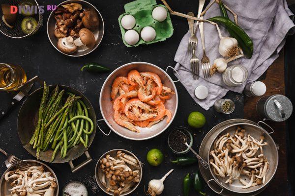 Календарь питания для мирян во время Рождественского поста 2019-2020 гг