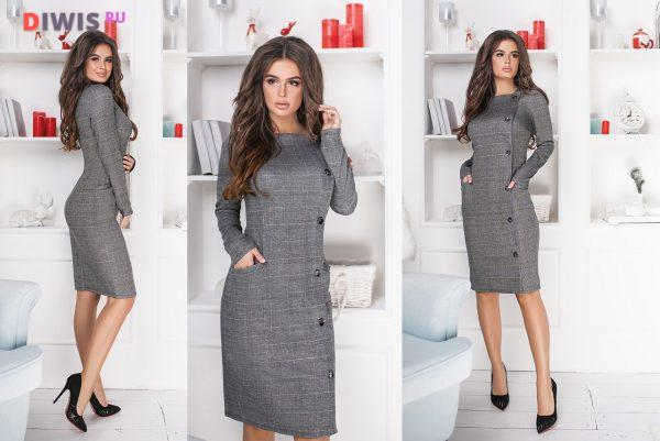 Модные тенденции на офисные платья осень-зима 2019-2020 годов