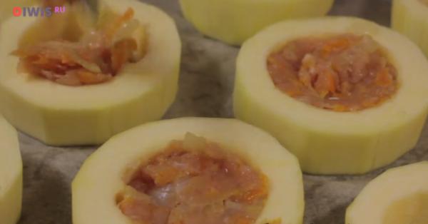Лучшие рецепты кабачков в духовке