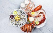 Рождественский пост морепродукты