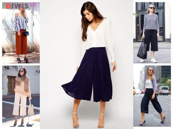 Модные новинки женских брюк на осень 2019 года
