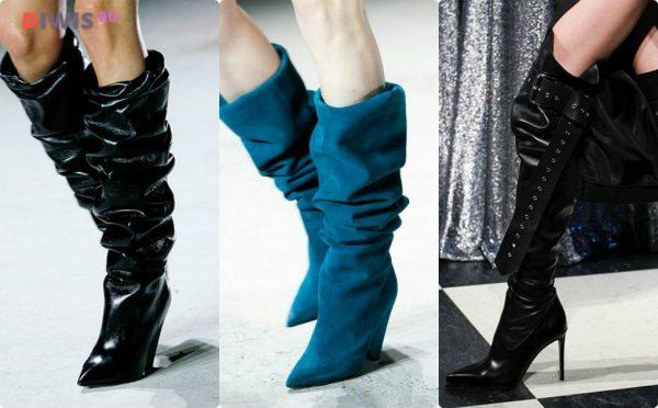 Модные новинки обуви на осень 2019 года