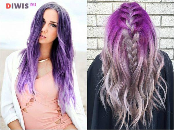 Модный цвет волос 2019 года