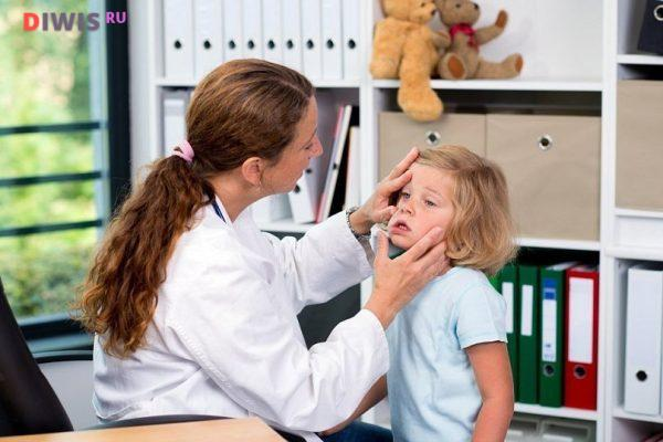 Что значат под глазами у ребенка красные круги и припухлость