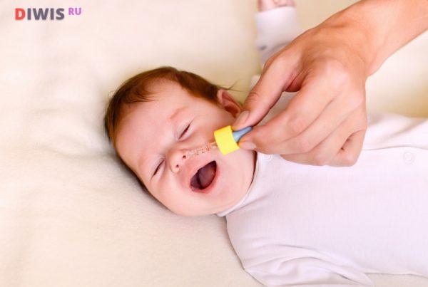 Как лечить зеленые сопли у детей