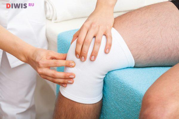 Из за чего может болеть колено при сгибании после падения thumbnail