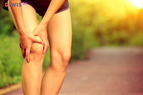 Болит колено при сгибании после удара