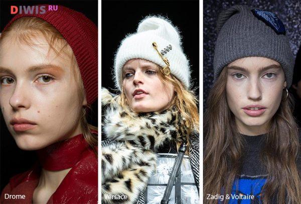 Модные женские шапки 2019-2020 года
