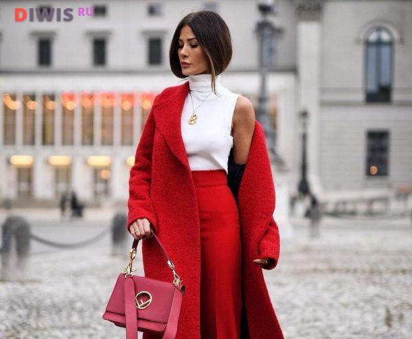 Модные тенденции на женские пальто осень 2019 года