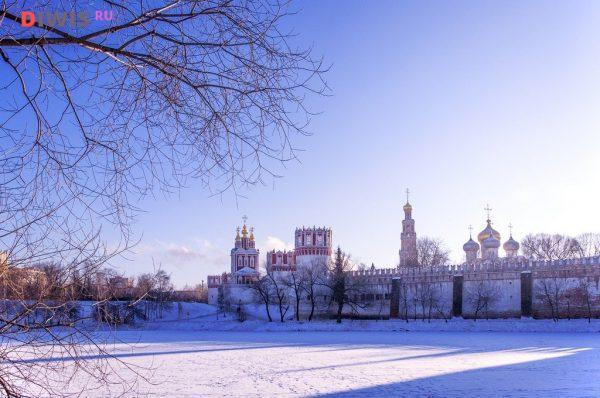 Точный прогноз погоды зимой 2019-2020 в Москве и Московской области