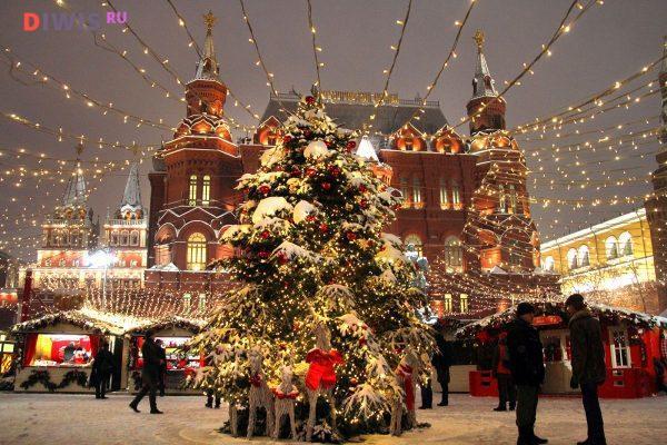 Официальные выходные на новогодние праздники в 2019-2020 году