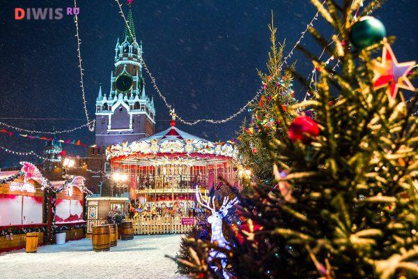 Бесплатные мероприятия в Москве на рождественские праздники 2020 года