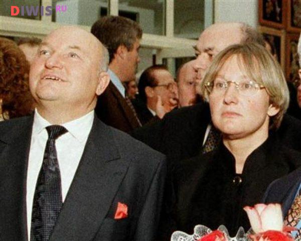 Биография Лужкова Юрия Михайловича