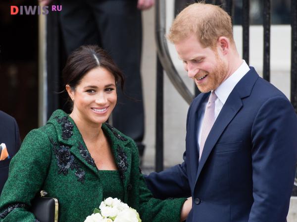 Последние новости о Принце Гарри и Меган Маркл 2020