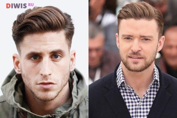 Новые и модные мужские стрижки 2020 года на короткие волосы