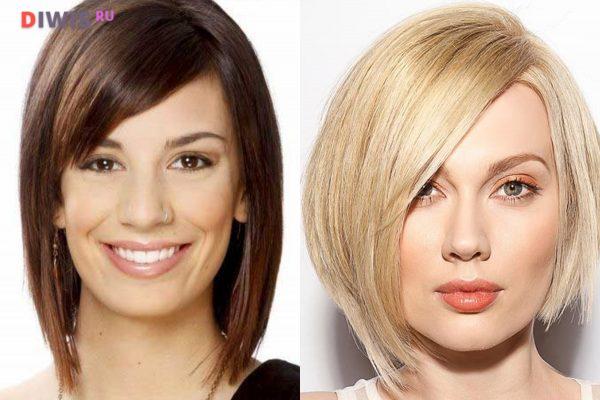 Красивые женские стрижки на средние волосы 2020 года после 40 лет