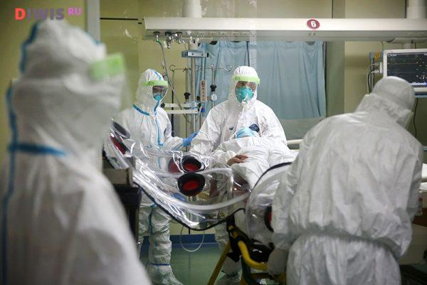 Симптомы коронавируса у человека