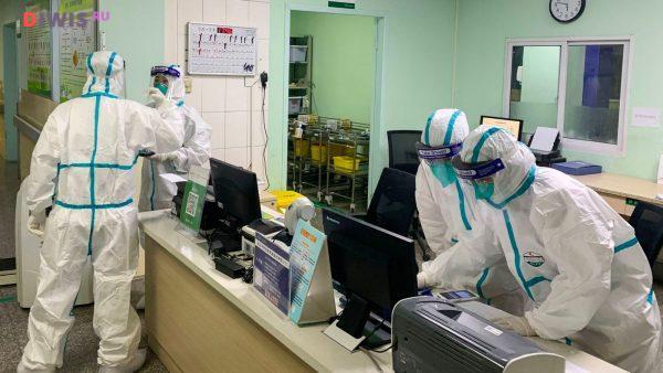 Сколько заразившихся коронавирусом в России
