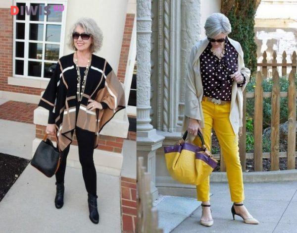Мода на 2020 год для женщин за 50 лет