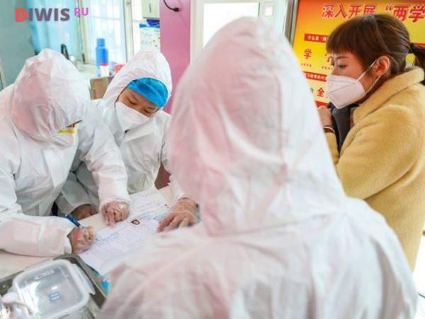 Новости про коронавирус в Китае 2020 года