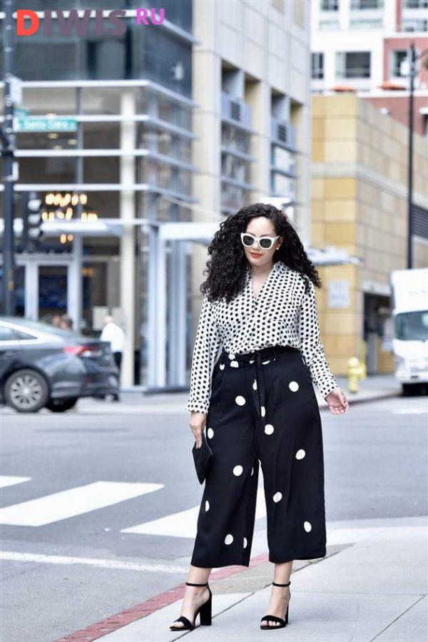 Мода для полных женщин за 50 лет в 2020 году на весну-лето