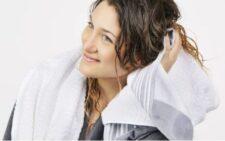 Как высушить волосы без фена быстро, эффективные советы