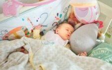 Режим дня новорожденного в первый месяц жизни