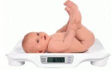 Норма набора веса новорожденного по месяцам для девочек и мальчиков