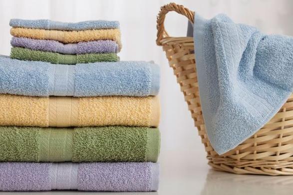 Выбор махровых полотенец