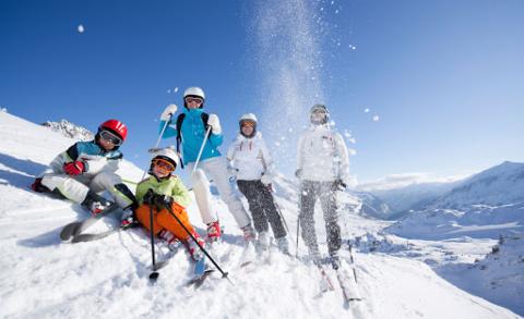 Как одеваться для катания на лыжах или сноуборде